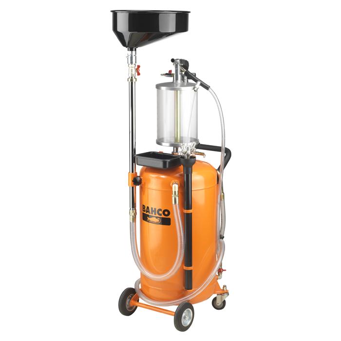 Olieserviceværktøj og -udstyr
